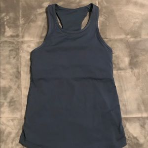 Lululemon fitted tank top
